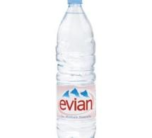 Evian 100cl - 2,90 € HT